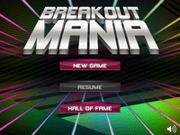 Video Game: BreakOut Mania