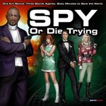 Board Game: Spy or Die Trying