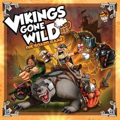 Vikings Gone Wild Cover Artwork