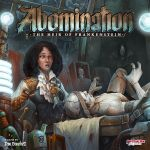 Board Game: Abomination: The Heir of Frankenstein