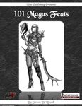 RPG Item: 101 Magus Feats
