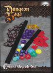 Board Game Accessory: Dungeon Saga: Counter Upgrade Set