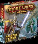Board Game: Mage Wars Arena: Paladin vs Siren Expansion Set