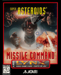 Video Game: Super Asteroids & Missile Command