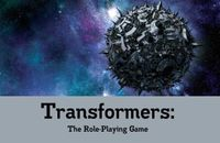 RPG: Transformers: The Role-Playing Game