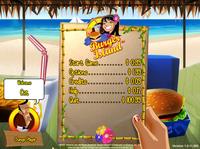Video Game: Burger Island