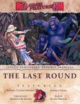 RPG Item: The Last Round