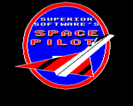 Video Game: Space Pilot (Superior Software)