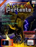 Issue: Signs & Portents (Issue 1 - Aug 2003)