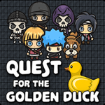 Video Game: Quest for the Golden Duck