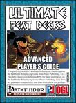 RPG Item: Ultimate Feat Decks: Advanced Player's Guide