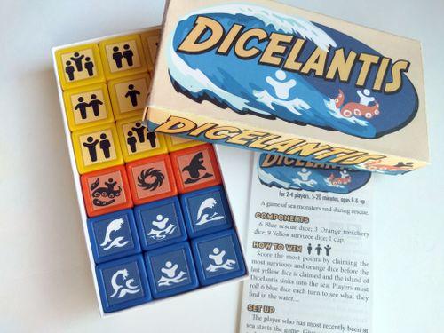 Board Game: Dicelantis