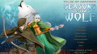 Video Game: Seasons of the Wolf