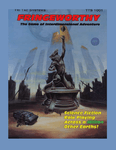 RPG Item: Fringeworthy (3rd Edition)