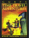 RPG Item: GURPS Time Travel Adventures