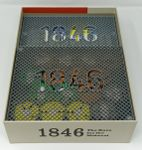 Board Game Accessory: 1846: The Race for the Midwest – Seahorse Organizer