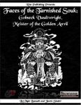 RPG Item: Faces of the Tarnished Souk: Gobseck Vaultwright, Meister of the Golden Anvil