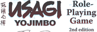 RPG: Usagi Yojimbo Role-Playing Game (Sanguine 2nd Edition)