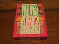 Board Game: Trees and Flowers