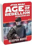 RPG Item: Age of Rebellion Specialization Deck: Spy Sleeper Agent