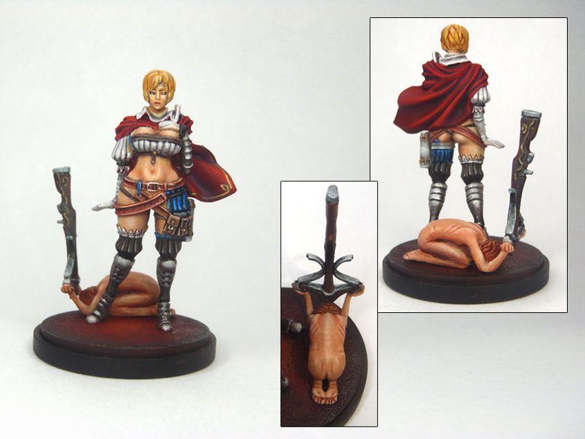 Board Game: Kingdom Death: Monster – A Strange Spot and Belt of Gender Swap Promos