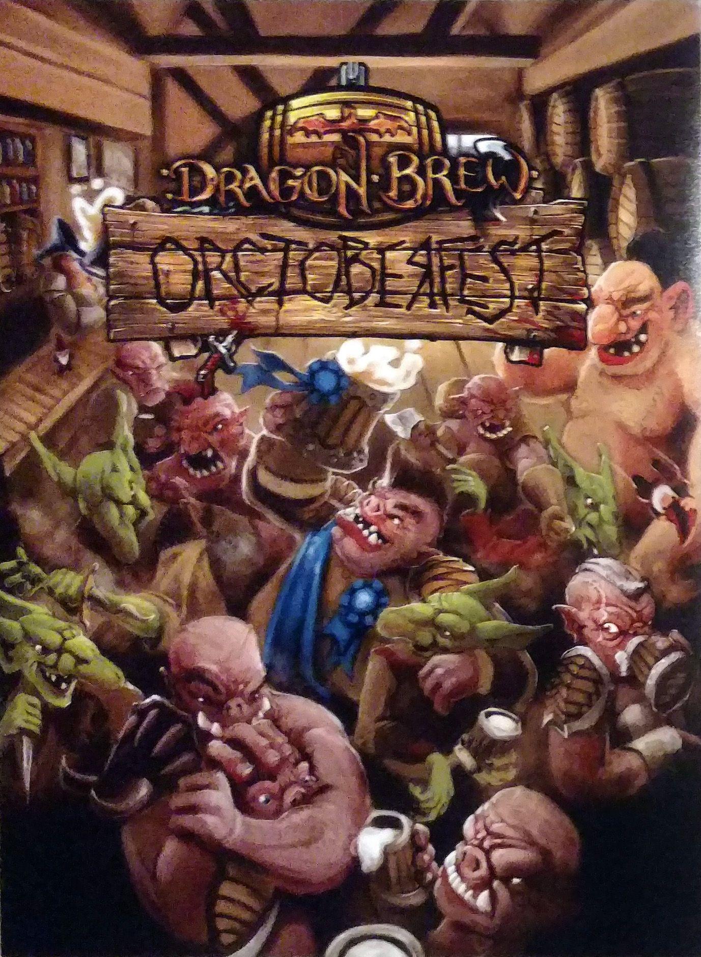 Dragon Brew: Orctoberfest