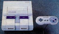 Video Game Hardware: Super Nintendo Entertainment System