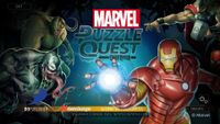 Video Game: Marvel Puzzle Quest