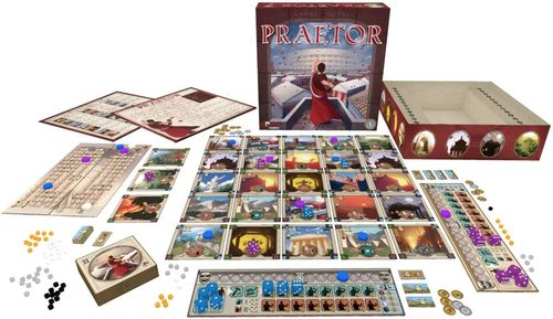 Board Game: Praetor