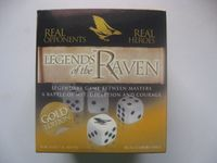 Board Game: Legends of the Raven