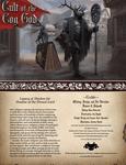 RPG Item: Cult of the Cog God