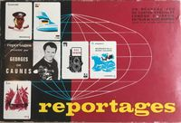 Board Game: Reportages