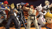 Video Game: Super Smash Bros. for 3DS/Wii U - Fighters