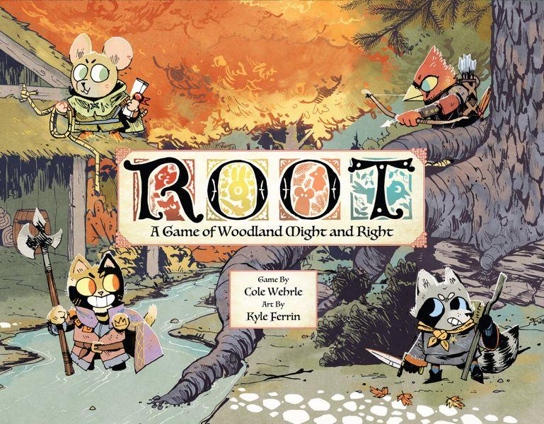 Root (con expansión The Clockwork)