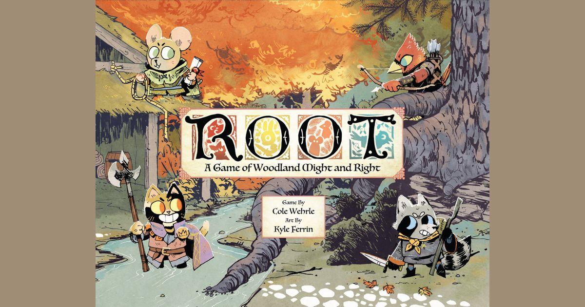 Root Board Game Boardgamegeek