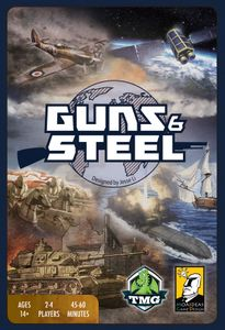 Guns & Steel Cover Artwork