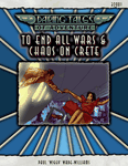 RPG Item: Daring Tales of Adventure 01: To End All Wars & Chaos on Crete (Ubiquity)