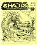 Issue: Shadis (Issue 5 - Oct 1990)
