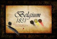 Board Game: Belgium 1831