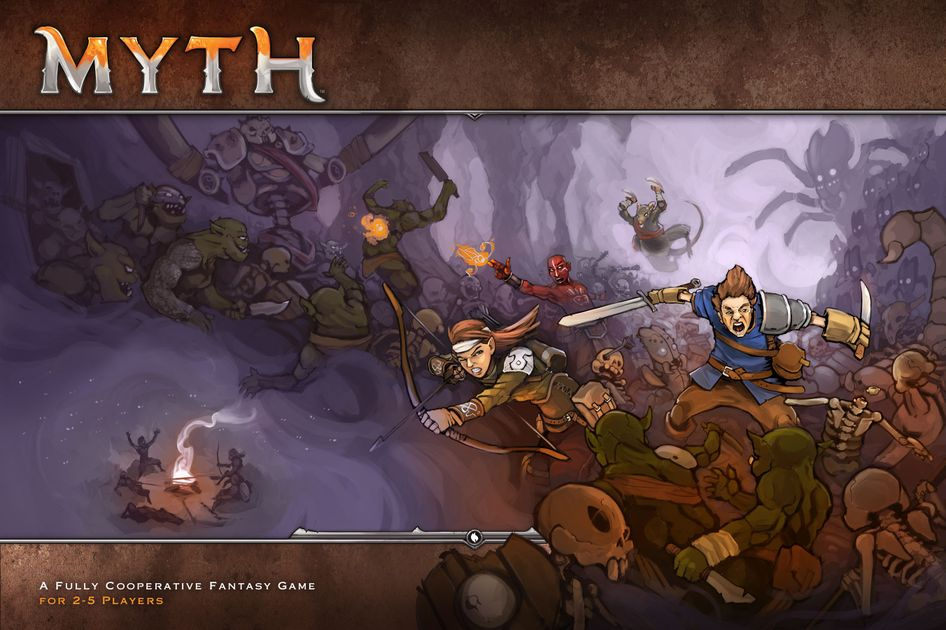myth brettspiel