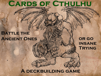 Board Game: Cthulhu Deckbuilder