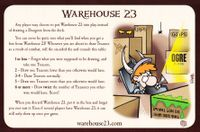 Board Game: Munchkin Dungeon: Warehouse 23