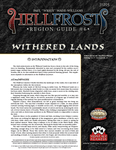 RPG Item: Hellfrost Region Guide #06: Withered Lands