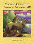RPG Item: Cooper's Corrected Summon Monster I-III
