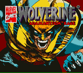 Video Game: Wolverine: Adamantium Rage