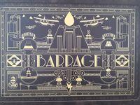 Board Game: Barrage: Kickstarter exclusive box