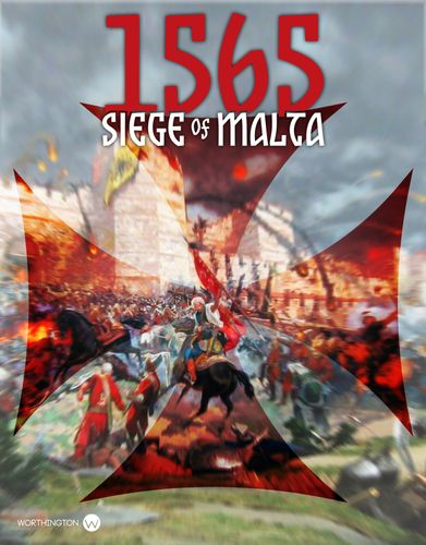 Board Game: 1565 Siege of Malta