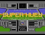 Video Game: Super Huey UH-IX