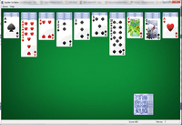 Video Game: Spider Solitaire