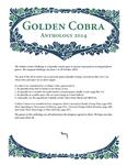 RPG Item: The Golden Cobra Anthology 2014